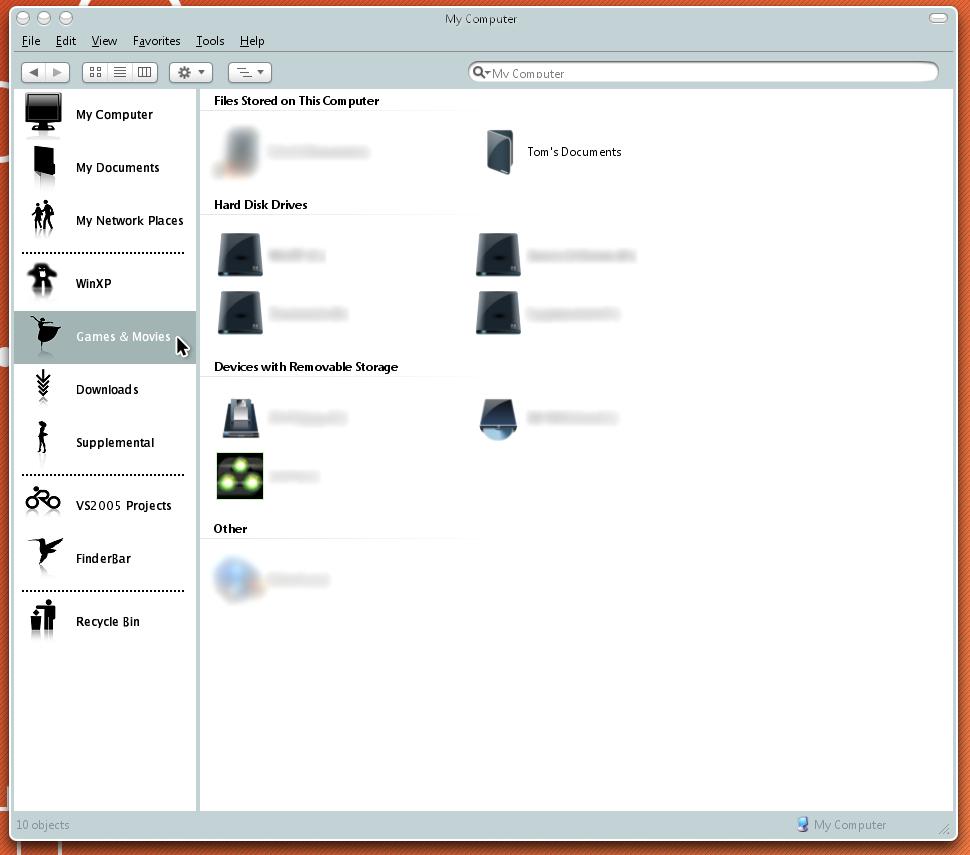 Hướng dẫn biến Windows 7 thành MAC OS !!! FindeXer